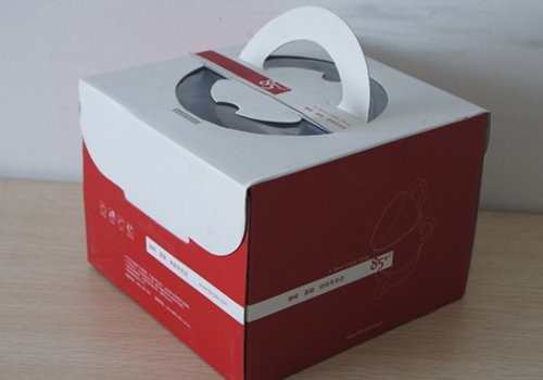 油墨案列應用—紙盒
