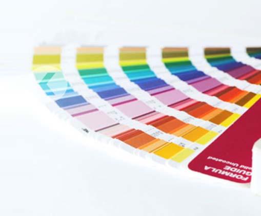 专色胶印油墨的配色方法